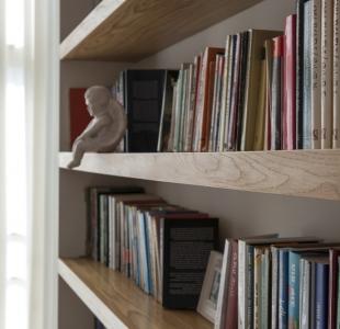 ספרייה מעץ